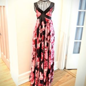 RW & CO maxi dress
